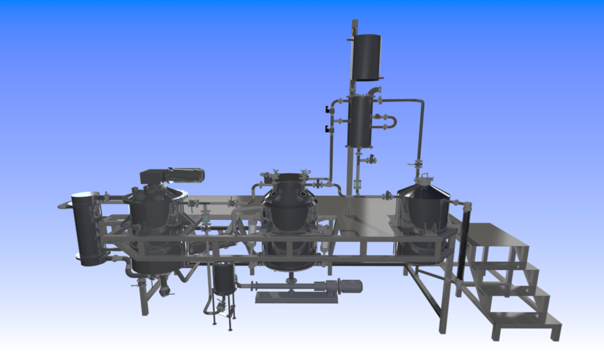 .bnYns  - Модуль экстракции - МЭКСМ