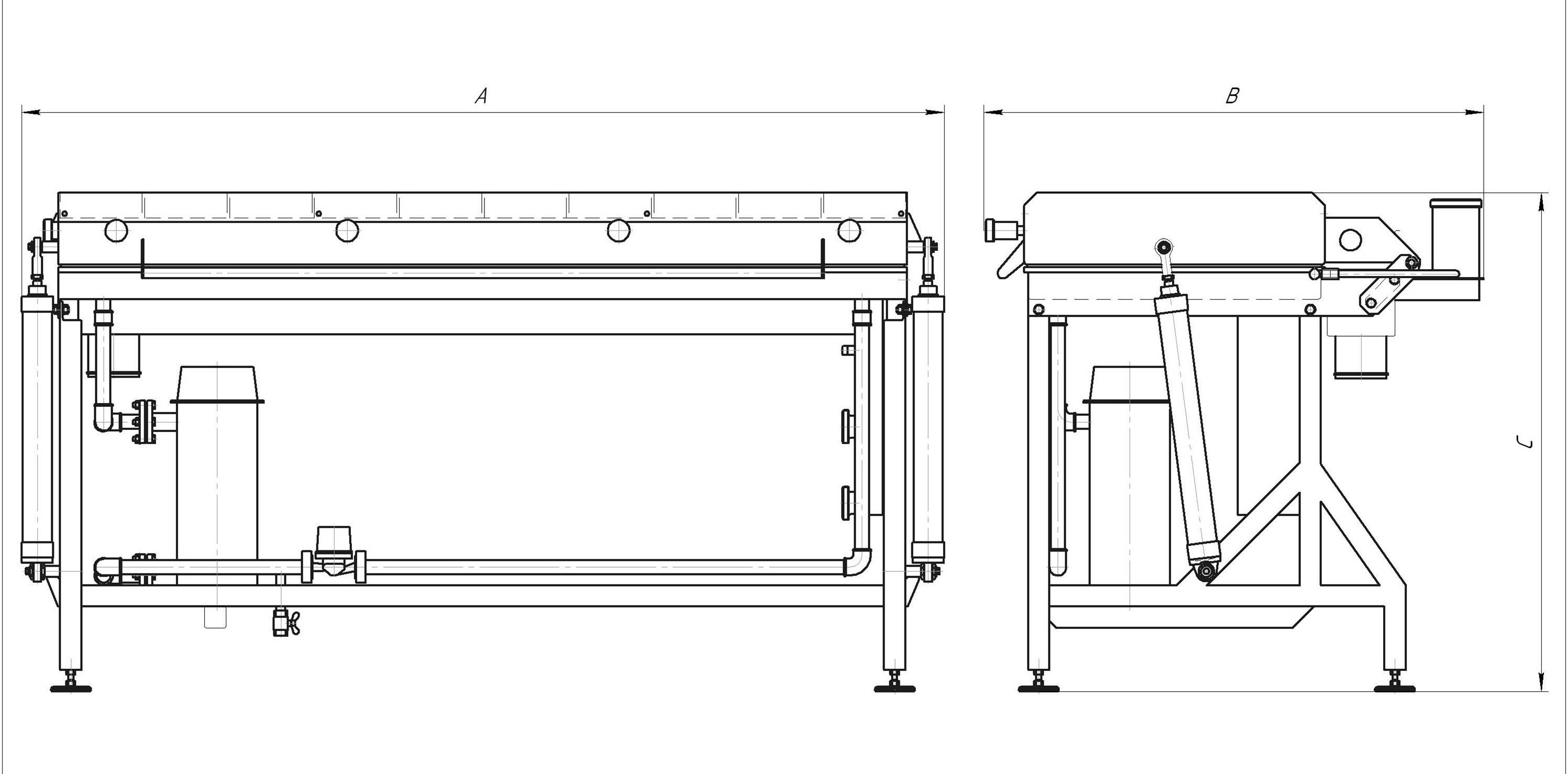 Risunok1 - Сушильный стол - ССВИ-Мх5